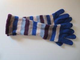H&M Gant à doigts multicolore laine