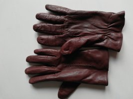 Mark Adam Padded Gloves brown