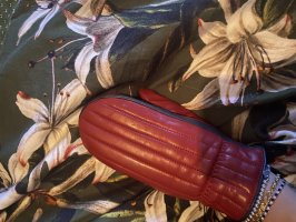 Roeckl Mittens multicolored leather