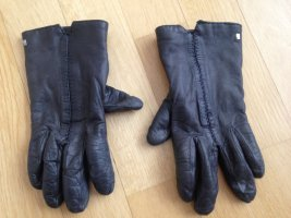Roeckl Gloves anthracite leather
