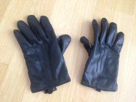 Tchibo / TCM Guantes con dedos negro