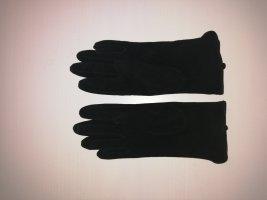 H&M Gevoerde handschoenen zwart