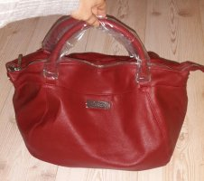 Aniston Handbag dark red-carmine