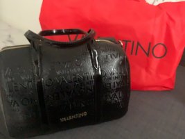 Valentino Bowling Bag black