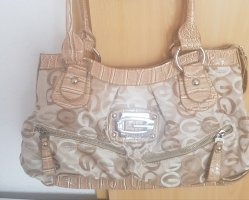 Guess Handbag cream-beige