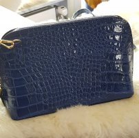 Borse in Pelle Italy Crossbody bag blue