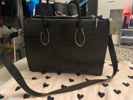 H&M Shopper black
