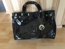 Armani Jeans Carry Bag anthracite