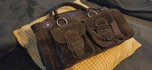 Handtasche aus Leder von Salvatore Ferragamo