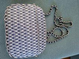 Beck Söndergaard Torebka podręczna srebrny-stalowy niebieski