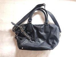 Handtasche | blau | VEGAN