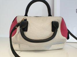 Handtasche (Bowlingbag) Echtleder