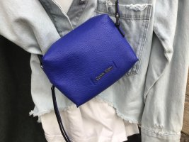 Calvin Klein Jeans Sac bandoulière bleu polyuréthane