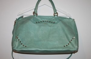 Handtasche der Edelmarke Tosca Blu in Mintgrün