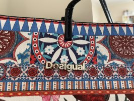 Desigual Shopper multicolore