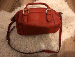 Handtasche Even & Odd rot