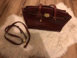 Handtasche Fiorelli weinrot