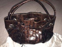 Furla Shoulder Bag dark brown