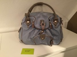 George Gina & Lucy Handbag azure-silver-colored