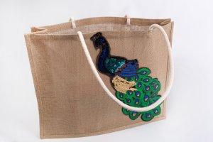 -8- Venice Carry Bag camel