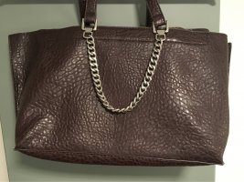 Handtasche im Lederoptik