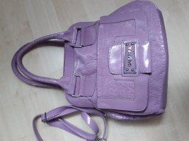 Handtasche in flieder