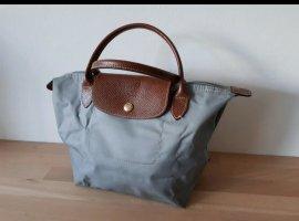 Handtasche Longchamp blau Größe S