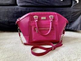 Handtasche magenta - NEU