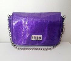 Handtasche minibag von versus versace lila