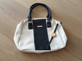 Handtasche mit Armbanduhr - neu