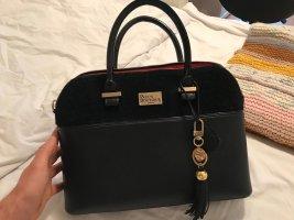 Pauls Boutique Handbag black-red