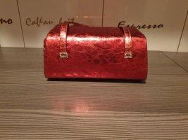 Handtasche Rot | Glitzer Effekt