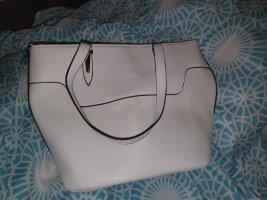 Handtasche schneeweis