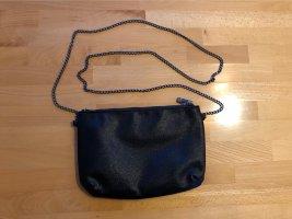 Handtasche Umhängetasche mit Glitzerstoff