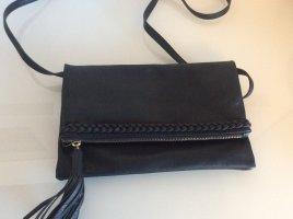 Handtasche Umhängetasche von Promod schwarz