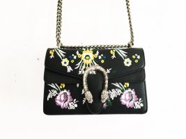 handtasche / vegan leather / romanticlook / boho / hippie / flowers