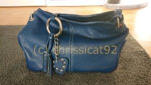 Handtasche Vera Pelle blau