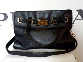 Handtasche von Michael Kors groß schwarz