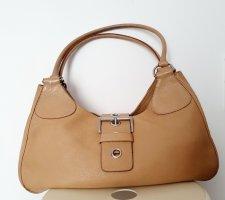 Handtasche von Prada Leder