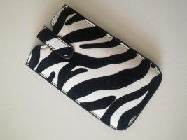 Handyhülle Brillenetui Schlüsseletui Etui im Zebra Muster - angesagt