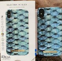 Ideal of Sweden Hoesje voor mobiele telefoons korenblauw-donkerrood