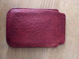 Liebeskind Berlin Mobile Phone Case dark red
