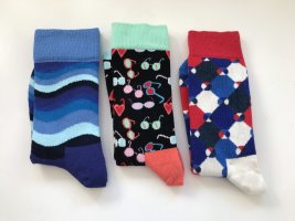 Happy Socks Unisex Socken Gr.36-40