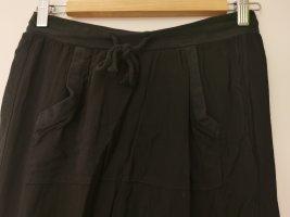 Rainbow Pantalón estilo Harem negro