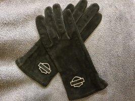 Harley Davidson Guanto con dita nero