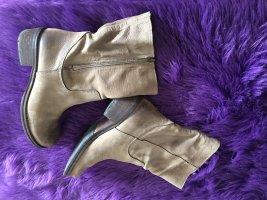 Hassan Designer boots rauleder Stiefelette Vintage gr 38