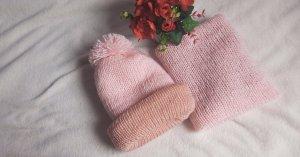 hat & scarf