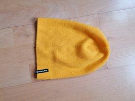 Horsefeathers Beanie geel