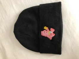 H&M Divided Beanie black-pink