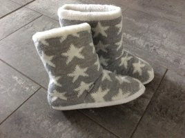 House Boots white-light grey